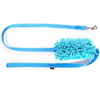 Pro Dog Play talutin mop tug, turkoosi