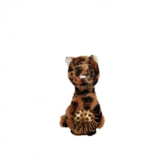 Koiran lelu Bark-a-Boo JungleLuxe Leopardi pallomahalla