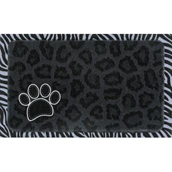 Ruokakupin alusta Drymate Leopard Black