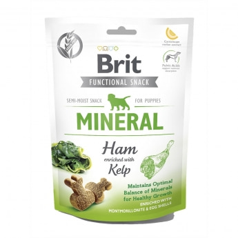 Brit Care Functional Snack Mineral Puppy kinkku 150 g