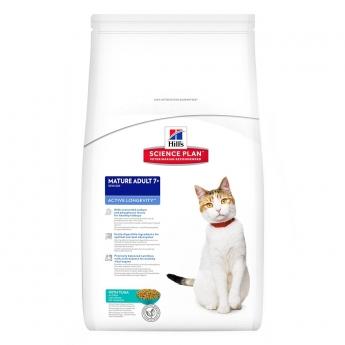 Hill's SP Feline Mature 7+ Tuna, 2 kg