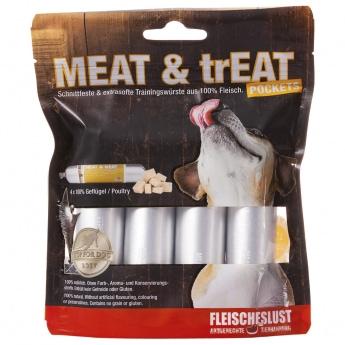 Meatlove Pocket MEAT & trEAT Siipikarja