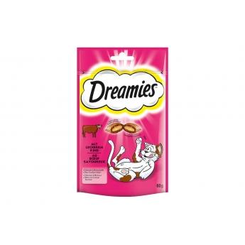 Kissan herkku Dreamies Härkä, 60 g
