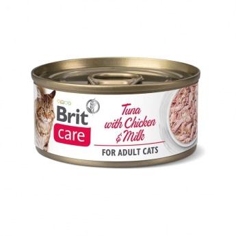 Brit Care tonnikala, kana & maito 70 g