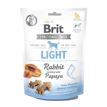 Brit Care Functional Snack Light jänis 150 g
