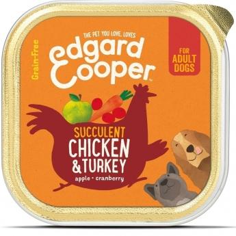 Edgard & Cooper kana & kalkkuna (150 g)