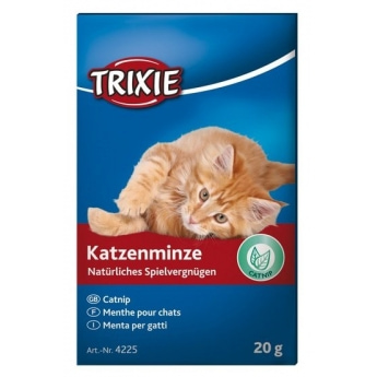 Kissanminttu kuivattu Trixie, 20 g