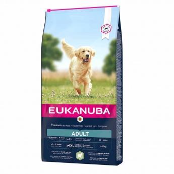 Eukanuba Adult Large Breed Lamb & Rice (12 kg)
