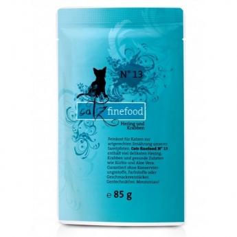 Catz Finefood N°13 silli & rapu