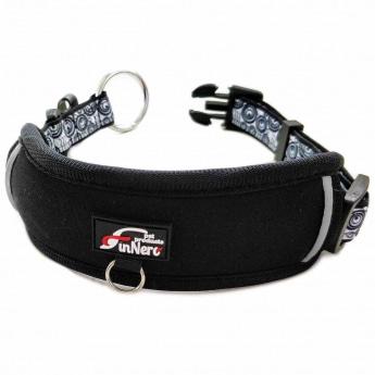 Koiran kaulapanta Ocean Sport, musta