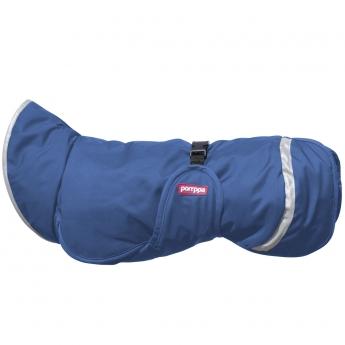 PerusPomppa koiran takki, sininen
