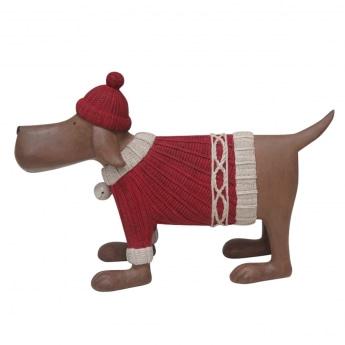 Joulukoriste H-H, koira