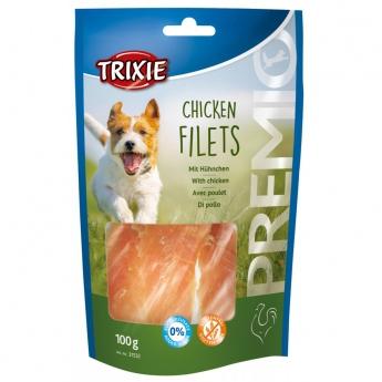 Trixie Premio Chicken Filets, 100 g