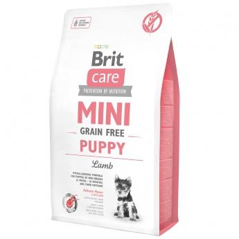 Brit Care Mini GF Puppy Lamb (2 kg)