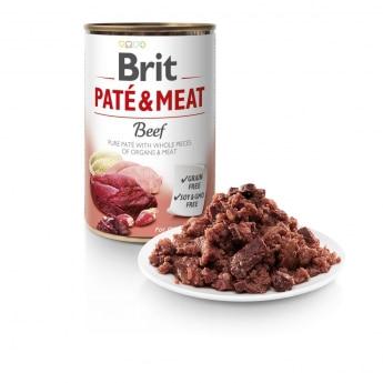 BC Pate & Meat Nauta 400 g
