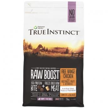 True Instinct RawBoost Puppy 1,5 kg