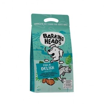 Barking Heads Fish-n-Delish Grainfree (2 kg)