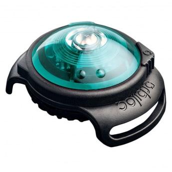 Orbiloc Dual Safety light, turkoosi