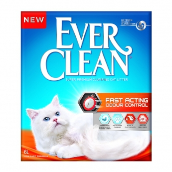 Kissanhiekka EverClean Fast Acting, 10 l