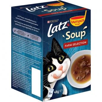 Latz Soup Farm Selection 6 x 48 g