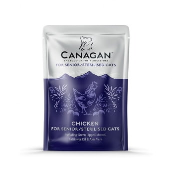 Canagan Cat Sterilised kana 85g