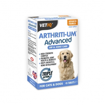 VetIq Arthriti-UM Advance, 45 tabl