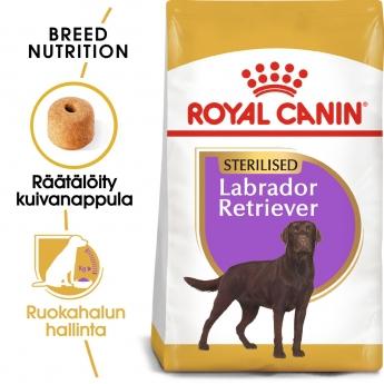 Royal Canin Labrador Retriever Sterilised 12 kg