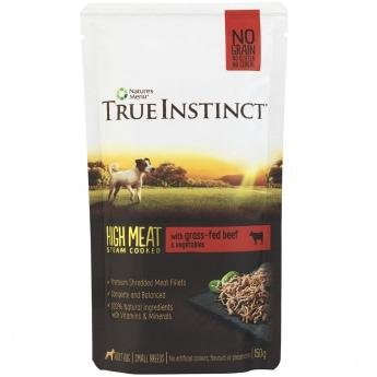 True Instinct Dog nauta