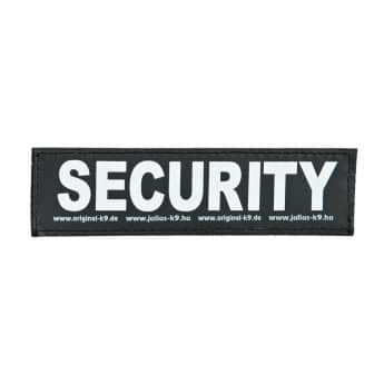 Julius-K9® SECURITY tarrat, 2 kpl (S)