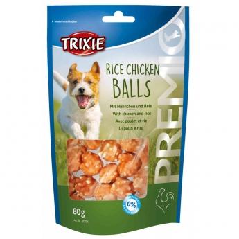 Trixie Premio Rice Chicken Balls, 80 g