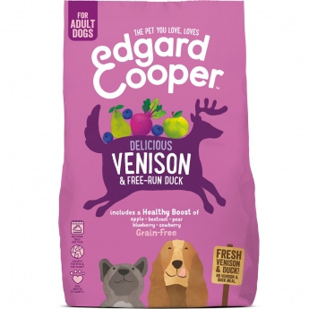 Edgard & Cooper GrainFree Vension & Duck