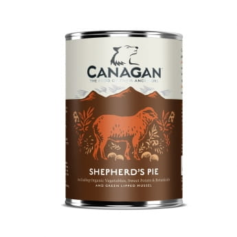 Canagan Shepherds Pie lammas, 400g