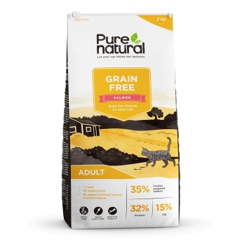 Purenatural Cat Grain Free Adult Salmon