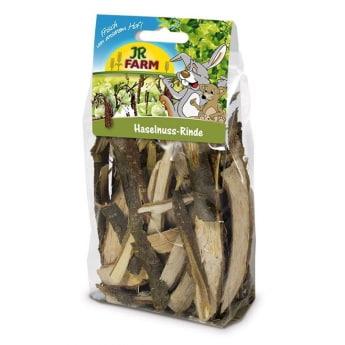 Jr Farm Hasselpähkinäpensaan kuoripalat, 25 g