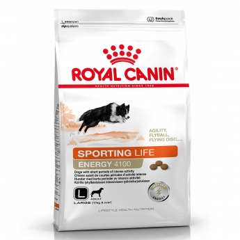 Royal Canin Sporting Life Energy 4100 15 kg