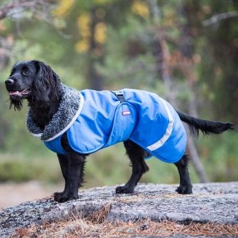 ToppaPomppa-koiran takki, Sininen