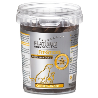 Platinum Fit Sticks Kana & kani, 300g