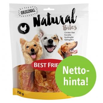 Kanafilee Natural Bites 750 g