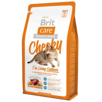 Brit Care Cat Outdoor Cheeky