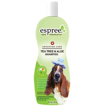 Espree Tea Tree & Aloe shampoo, 355 ml