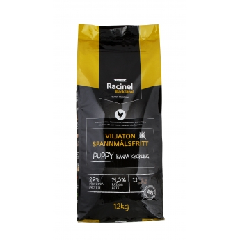 Racinel Black Label Puppy Chicken 12kg