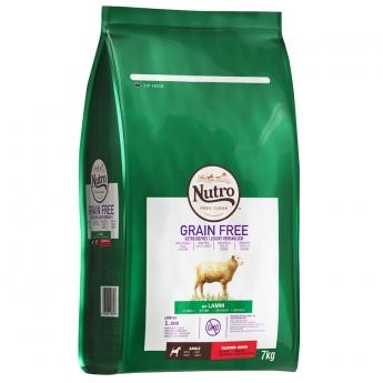 Nutro Grain Free Adult Small Lamb
