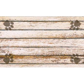 Ruokakupin alusta Drymate Wood/Paws Tan