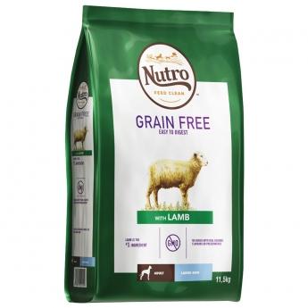 Nutro Grain Free Adult Large Lamb 11,5 kg