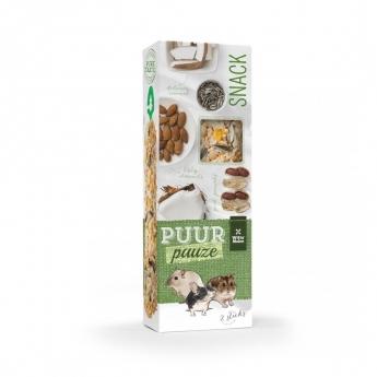 PUUR Pauze pähkinätikut 2 kpl