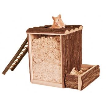 Pesämökki Trixie Play And Burrow Tower