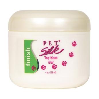 Pet Silk Top Knot Gel, 118 ml