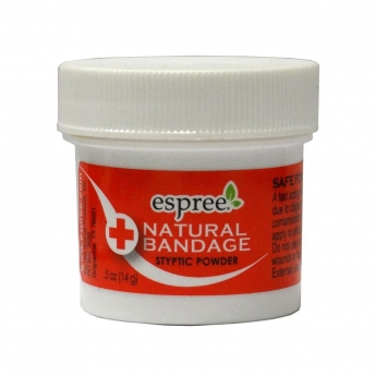 Espree Natural Bandage Styptic pwdr 14 g