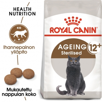Royal Canin Senior Ageing 12+ sterilised