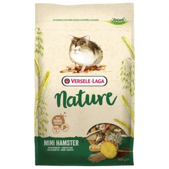 Versele-Laga Nature Mini Hamster 400 g